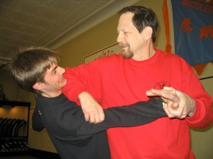 Hard Hitting Combat Ready Kung Fu Martial Art Self Defense